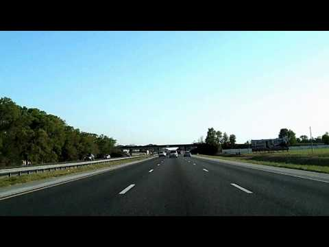 interstate 75 275 through florida i 10 to tampa time lapse drive mydrivelapse. Black Bedroom Furniture Sets. Home Design Ideas